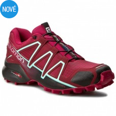 Salomon Speedcross 4 W tibetan red/sangria/black