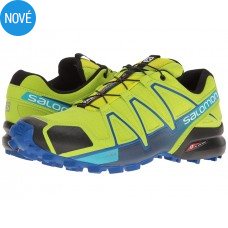 Salomon Spreedcross 4 lime green/nautica blue/hawaiian ocean