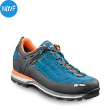 MEINDL LITEROCK GTX BLUE/ORANGE