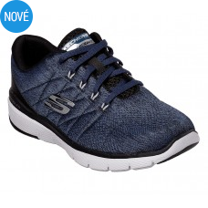 SKECHERS Flex Advantage 3.0 STALLY tmaovmodré