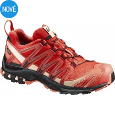 Salomon XA PRO 3D GTX W poppy red/black/living coral