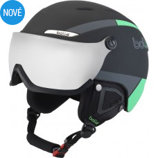 Bolle B-YOND VISOR S3 black/grey/green