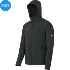 Mammut POLAR HOODED ML  graphit