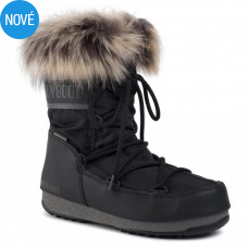 Snehule Moon Boot Monaco Low black