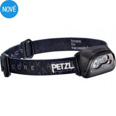 čelovka PETZL Actic core 350lm black